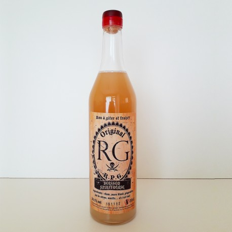 Rhum Gingembre 70cl