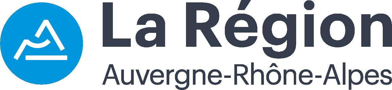 logo de la région Auvergne Rhône Alpes, producteurs locaux de rhums arrangés